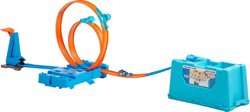 Hot Wheels Track Builder Multiloop Stunt Box