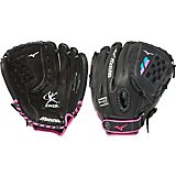 Mizuno Girls' 11 in Fast-Pitch Utility Glove Right-handed