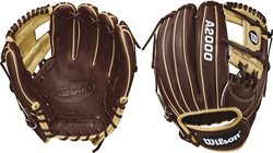 2018 A2000 1787 11.75 in Infielder Baseball Glove