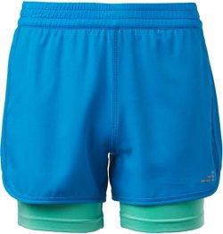 BCG Girls' 2fer Shorts