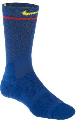 Nike Golden State Warriors Elite Quick Crew Socks