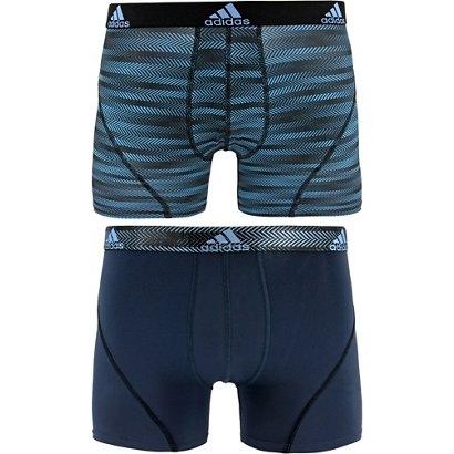 adidas Men s Sport Performance climalite Graphic Trunks 2-Pack  6dbb4ce168e