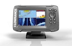 Lowrance HOOK2-5 TripleShot Fishfinder/GPS Combo