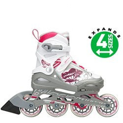 Girls' Bladerunner Phoenix Adjustable In-Line Skates