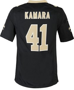 Nike Men's New Orleans Saints Alvin Kamara Replica Game Jersey