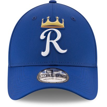 9aa8945a1c6 ... New Era Men s Kansas City Royals ProLight 39THIRTY Batting Practice  Stretch Fit Cap. Royals Headwear. Hover Click to enlarge