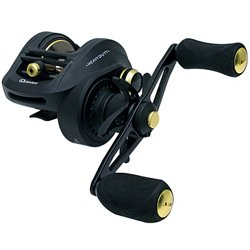 Smoke HD Performance Tuned Baitcast Reel