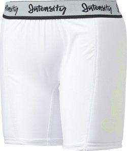 Intensity Girls' Padded Slider Shorts