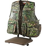 Magellan Outdoors Men's Mesh Mossy Oak Camo Turkey Vest