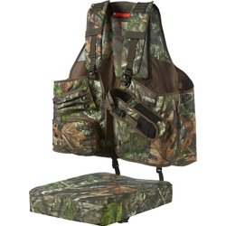 Men's Camo Hunting Hybrid Turkey Vest