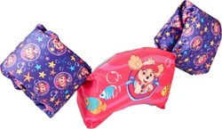 SwimWays Kids' Sea Squirts Swim Trainer PAW Patrol Skye Life Jacket