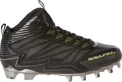 Rawlings Boys' Stinger Mid Football Cleats