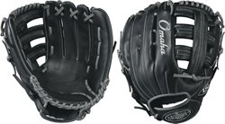 Omaha 12.5 in Outfield Baseball Glove Left-handed