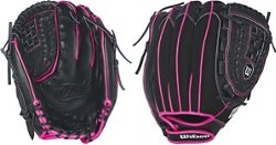Wilson Adults' Flash 11 in Fast-Pitch Softball Utility Glove