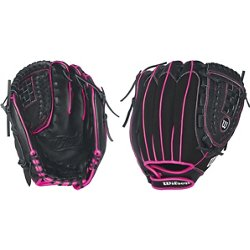 Adults' Flash 11 in Fast-Pitch Softball Utility Glove