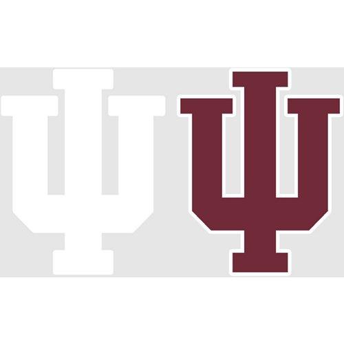 Stockdale Indiana University 4X7 Pk Logo Decal
