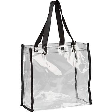 Forever Collectibles Clear Reusable Bag