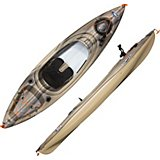 Pelican 10 ft BOUNTY 100X ANGLER Fishing Kayak