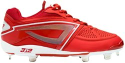 3N2 Women's Dom-N-8 Fast-Pitch Metal Softball Cleats