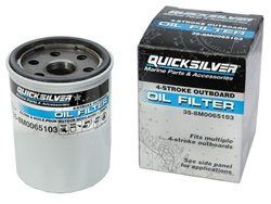 Quicksilver 4-Stroke Oil Filter