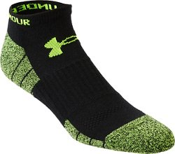Under Armour™ Men's Elevated Performance No-Show Socks 3 Pack