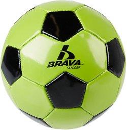 Brava Soccer Size 2 Youth Mini Soccer Ball