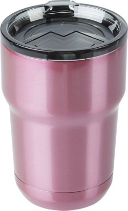 Throwback 12 oz Stainless-Steel Double-Wall Insulated Tumbler
