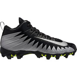 Men's Alpha Menace Shark Football Cleats