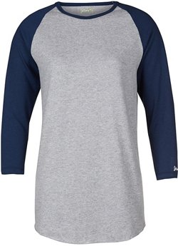 Intensity Women's FP Heathered 3/4-Length Sleeve Shirt