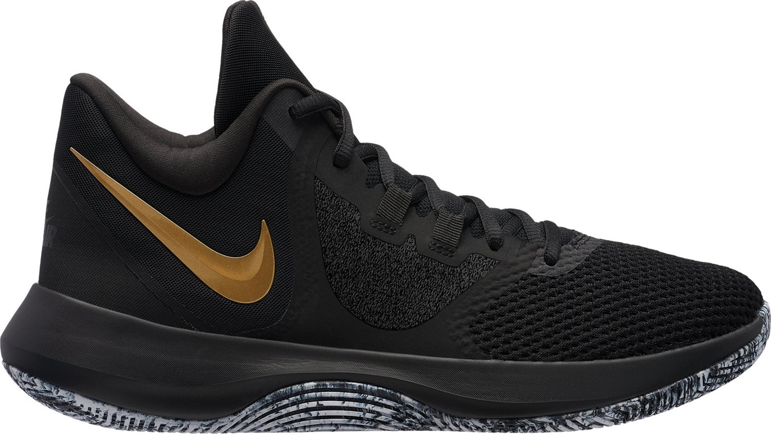 competitive price cb791 09db9 Nike Adults  Precision II Basketball Shoes   Academy