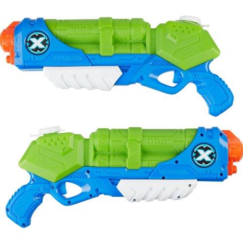 ZURU X-SHOT Water Warfare Typhoon Thunder Water Blasters 2-Pack