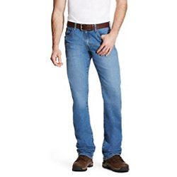Men's Rebar Fashion M4 Low Rise Boot Cut Jeans