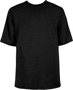 Berne Men's Heavyweight Short Sleeve Pocket T-shirt