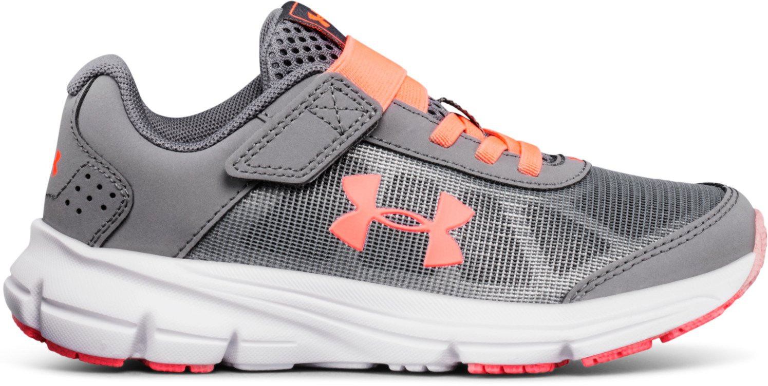 low priced ed25b 7becb Display product reviews for Under Armour Girls  Rave 2 AC Running Shoes