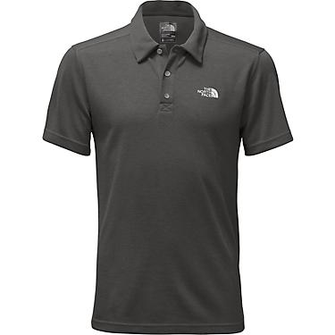 c4ab232fb The North Face Men's Mountain Lifestyle Plaited Crag Polo Shirt