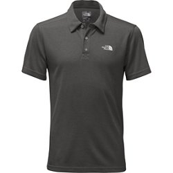 Men's Mountain Lifestyle Plaited Crag Polo Shirt