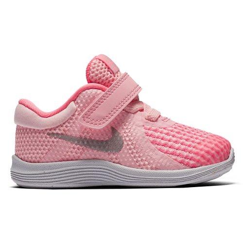 Nike Toddler Girls' Revolution 4 GS Running Shoes