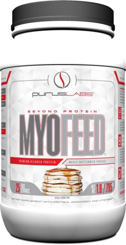 Purus Labs Myofeed PB2 Chocolate Protein Supplement