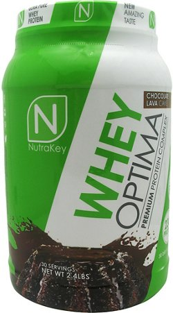 NutraKey Whey Optima Protein Powder