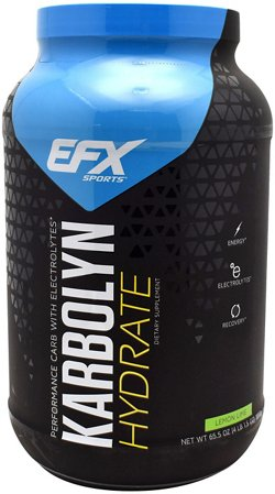 EFX Sports Karabolyn Hydrate Powder