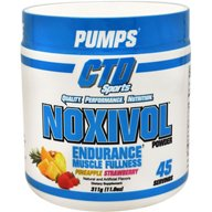 CTD Sports Noxivol Endurance Muscle Fullness Powder