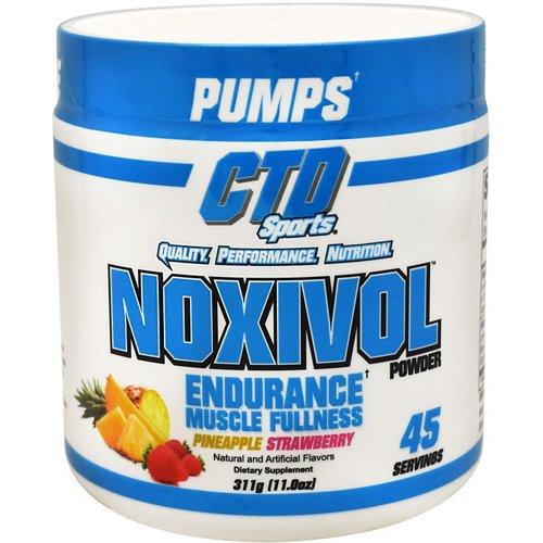 CTD Sports Noxivol Endurance Muscle Fullness Powder