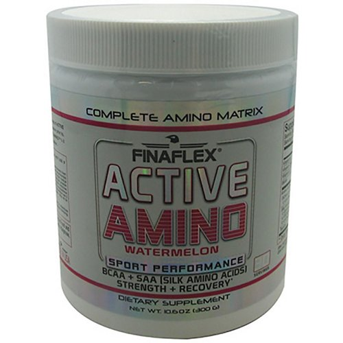 FINAFLEX Active Amino Watermelon Sport Performance Supplement