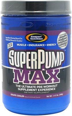 Gaspari Nutrition SuperPump MAX Supplement