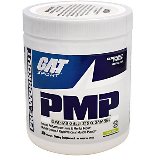 GAT PMP Peak Muscle Performance Supplement