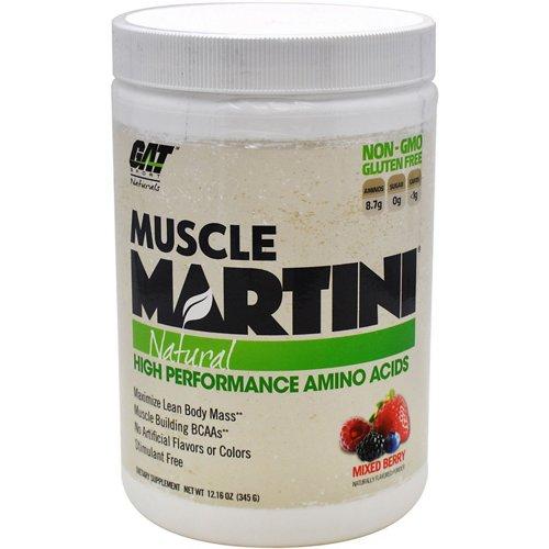 GAT Natural Muscle Martini High Performance Amino Acids
