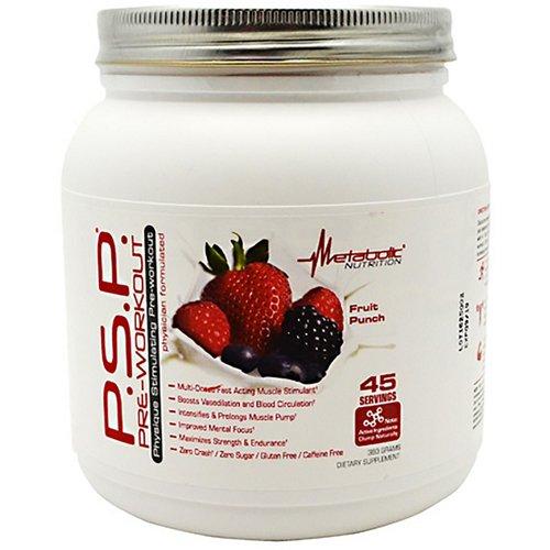 Metabolic Nutrition P.S.P. Preworkout Powder
