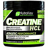 NutraKey Creatine HCL Powder