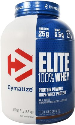 Dymatize Elite Whey Protein Powder