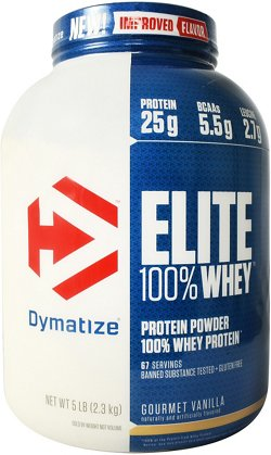 Dymatize Elite Whey Protein Powder